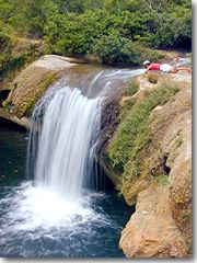 Rio Blanco Waterfall